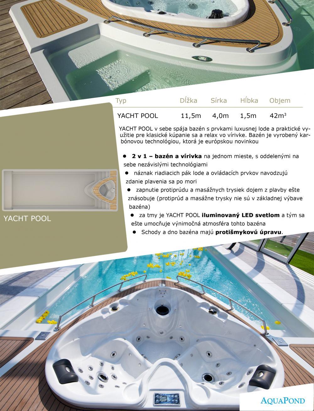 Compas Bazén XL LOUNGER 95