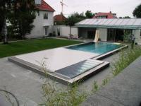 Zakrytí bazénů