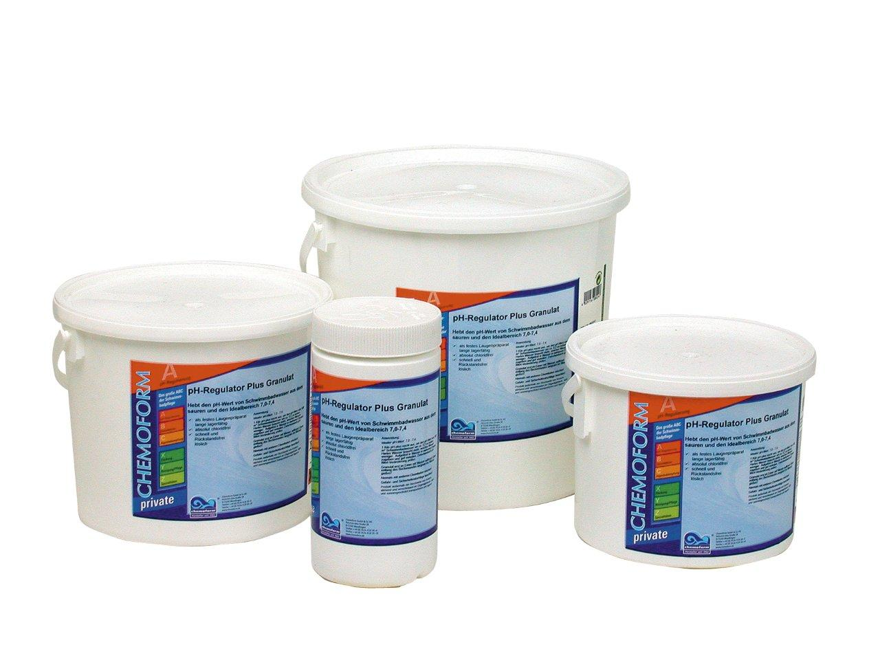 Chemoform pH Plus 5,0 kg - granulát