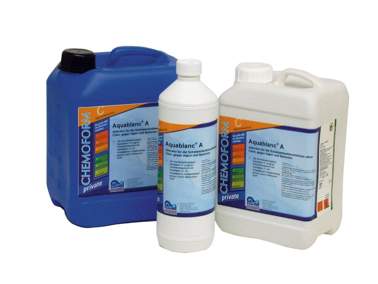 Chemoform Aqua Blanc – Aktivátor – 3 l