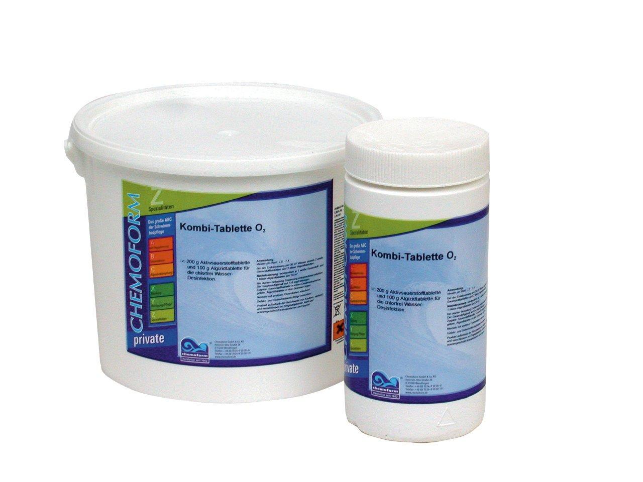 Chemoform Blue Star Tablety O2 200 g, 1 kg