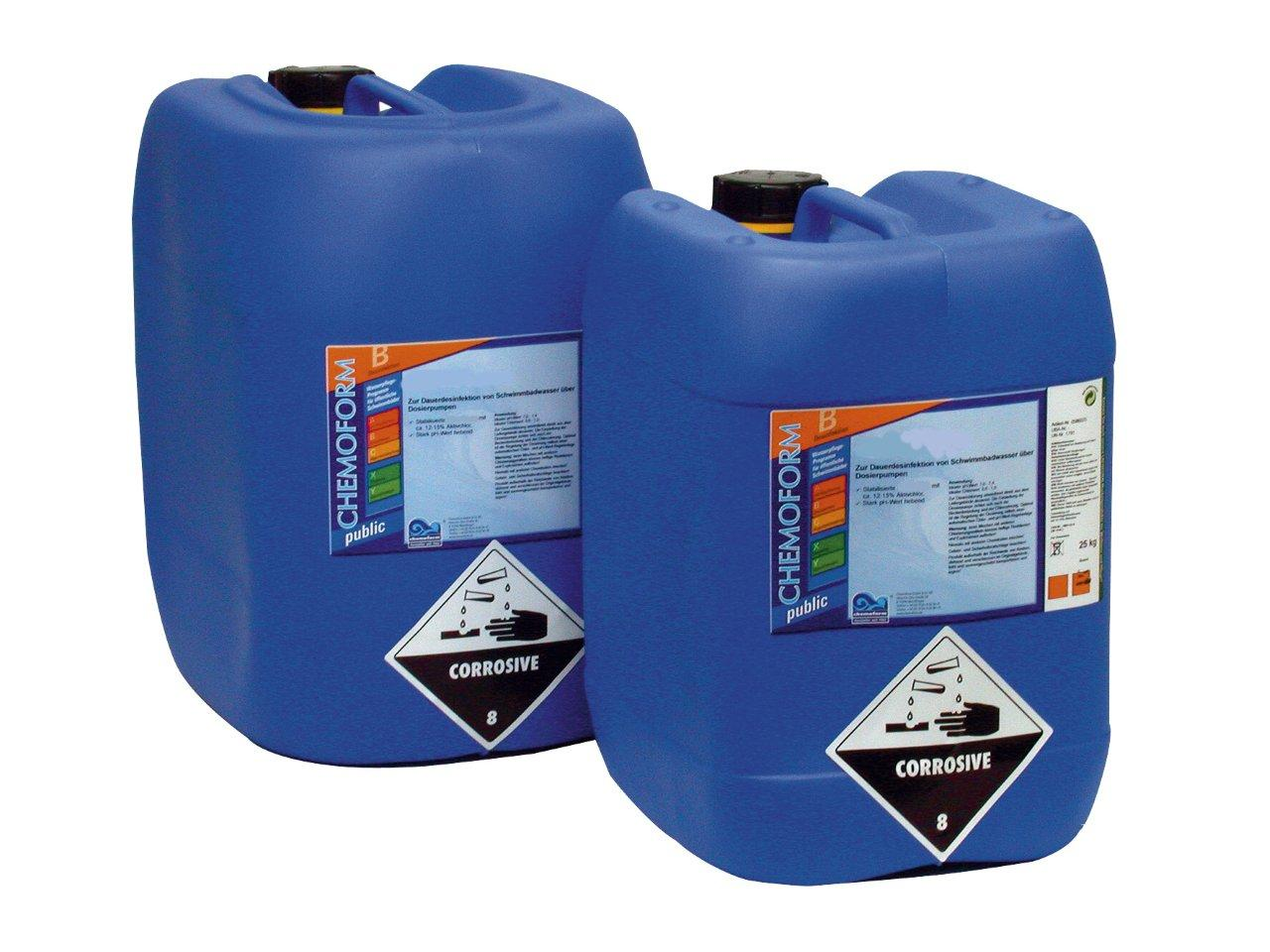Chemoform tekutý přípravek - Aktivní kyslík – OXA, 25 l