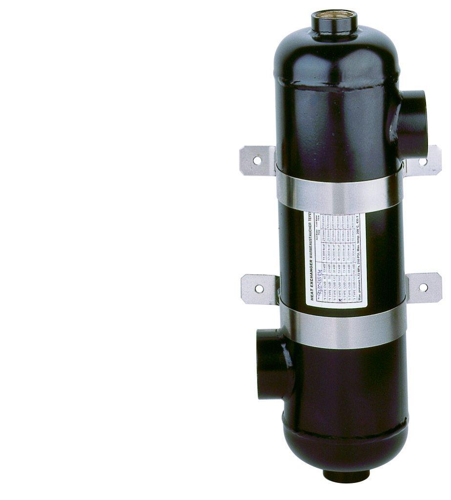 Tepelný výměník OVB 300, 88,0 kW