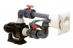 Protiproud K-JET Calipso – 88 m3/h, 400 V, 4,7 kW, pro fólii a předvyrobené baz.