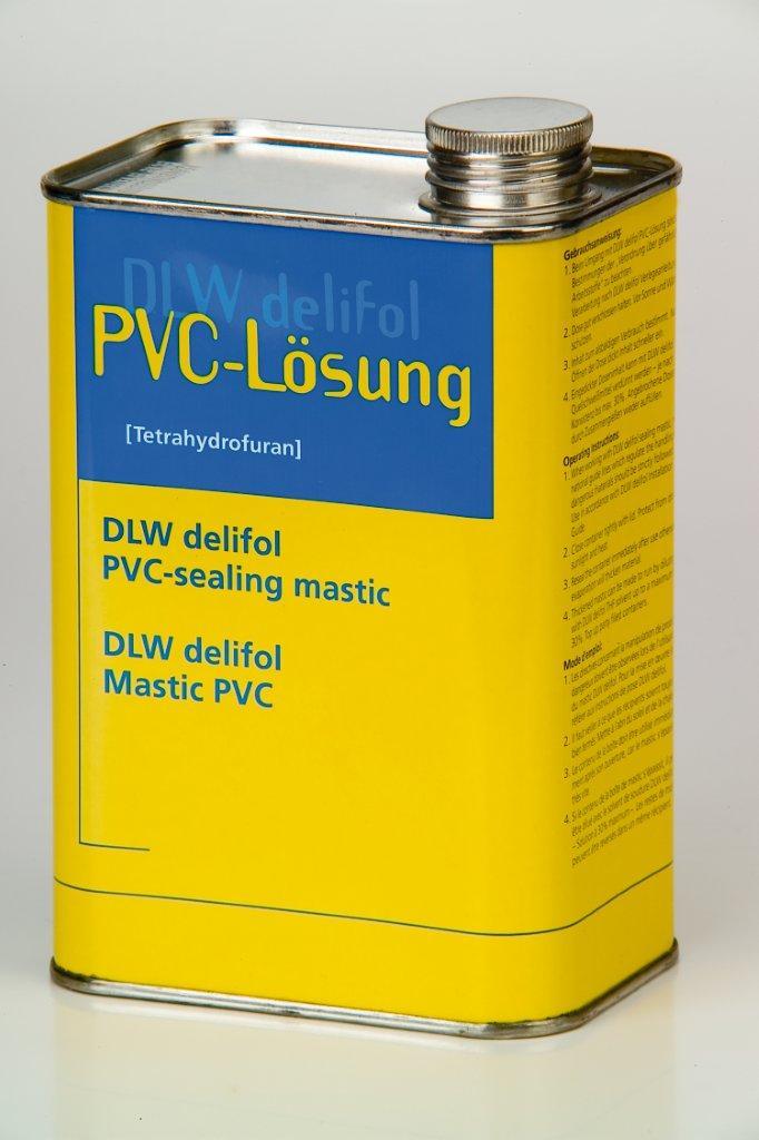 DLW tekutá fólie červená 1kg
