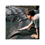 Jezírková fólie  1,0 mm PVC černá