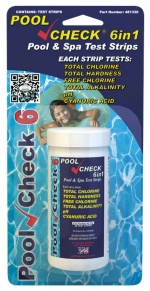 Tester PoolCheck 6v1