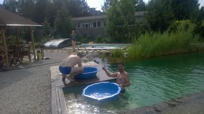 Zdravá voda bez chémie, overené :)