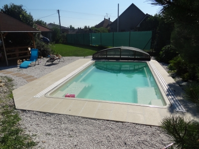 Keramický bazén X Trainer