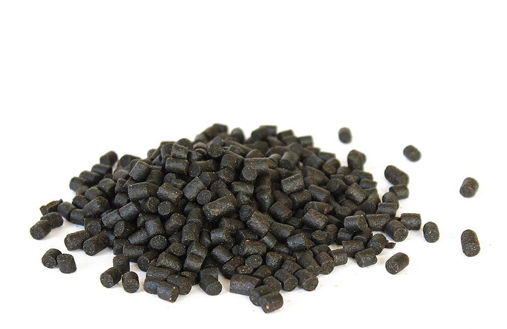 Krmivo pro jesetery 2 mm granule