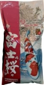 Krmivo pro Koi kapry Fujizakura Nishiki granule 7 mm - 2 kg