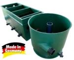 Tripond 2-komorový Jumbo filter s vortexom