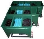 Tripond 3-komorový filter pre jazierka 7-20 m3