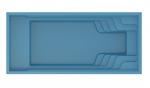 Bazén XL-TRAINER 7,2 m, rovný