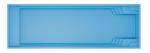 Bazén XXL-TRAINER 13 m, rovný
