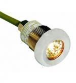 Podvodný svetlomet SPL M II 35 W - biely