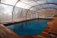 bazén RIVERINA 84 s vysokým prestrešením