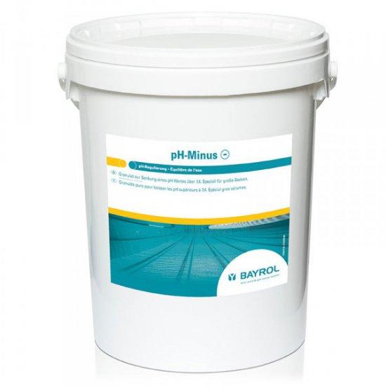 Bayrol PH-Minus 35 kg - granulát