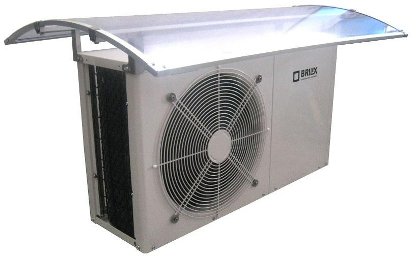 Stříška pro tepelné čerpadlo Brilix XHP