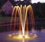 Oase Pond Jet – osvětlovací set k plávajúcej fontáne Pond Jet