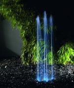 Oase Water Quintet – statická světelno - vodní atrakce