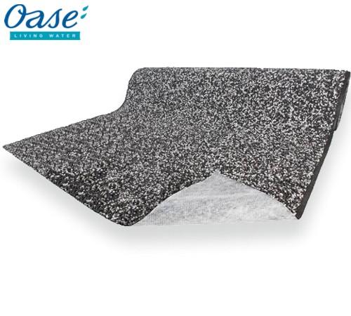 Oase šedá kamínková folie šíře 60 cm