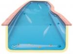 VANTAGE - samočistiaci systém pre Compass bazény