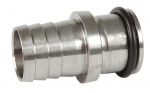 Hadicový trn 38 mm s o-kroužkem