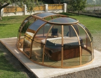 Spa medencefedés Spa Sunhouse