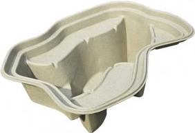 Plastové jezírko Oase 2000 L - Chiemsee písková barva