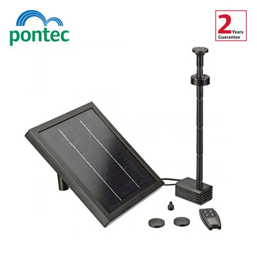 Solární čerpadlo Pontec PondoSolar 250 control