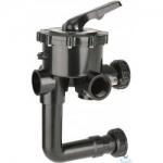 Šesťcestný ventil bočný (side) - Pentair