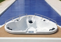 YACHT POOL Rollo cover