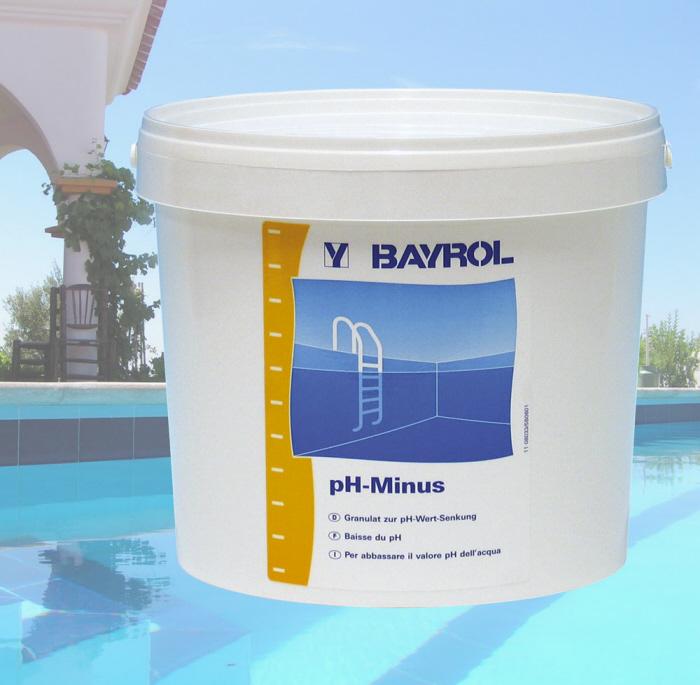 BAYROL pH mínus 18 kg