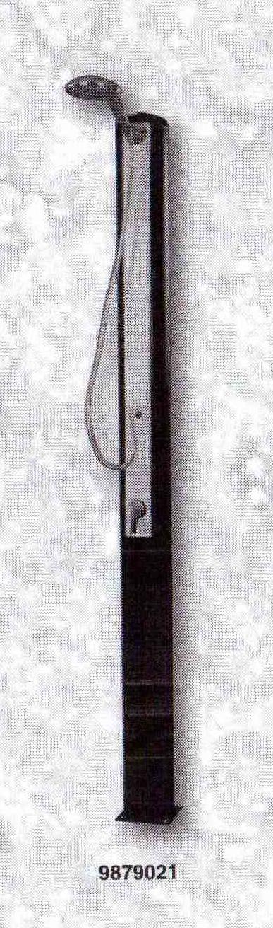Solární sprcha 35 l