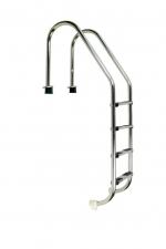 Nerezový rebrík STANDARD 4 stupňový