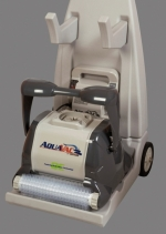 Automata tisztító robot AquaVac QuickClean