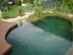 Jazierko na plávanie