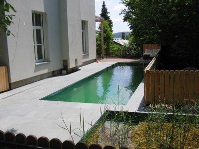Bazén, Biobazén