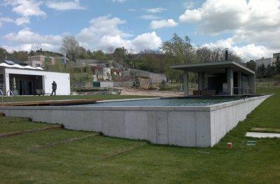 Biobazén, bazén