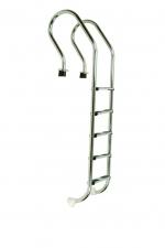 Nerezový, 5 stupňový rebrík MIXTA