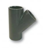 FIP PVC tvarovka - t-kus 45° 50 mm