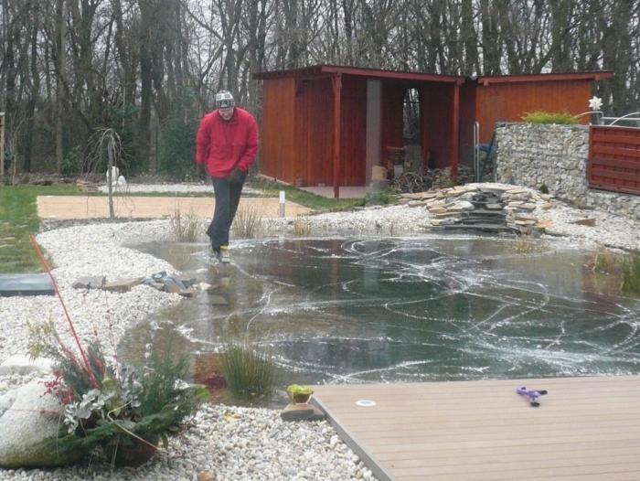 Kupacie jazierko svojpomocne