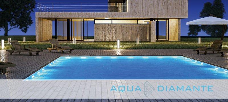 Aqua Diamante