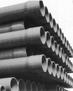 FIP PVC potrubie DN 50 mm