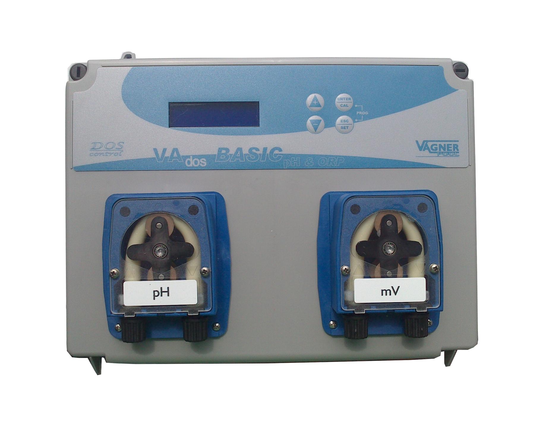 Dávkovací stanice VA Basic pH/ORP s redukcemi