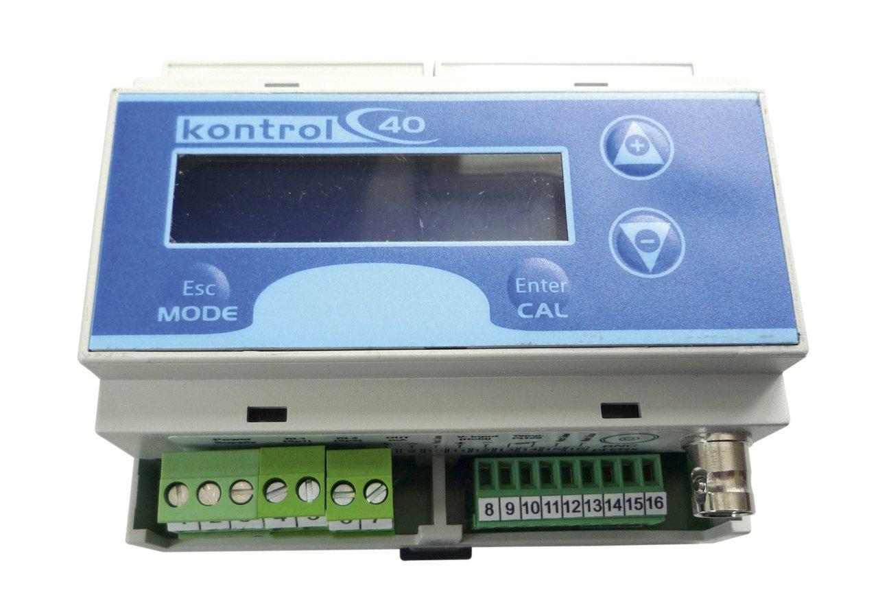 Monitorovací stanice pH/ORP na DIN lištu