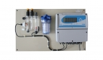 Seko Dávkovací stanice K800 - pH/ORP/ Cl (volný) + 2x peristaltická dávkovací pumpa
