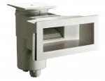 Skimmer HAYWARD, 400 mm x 200 mm, pre fóliu