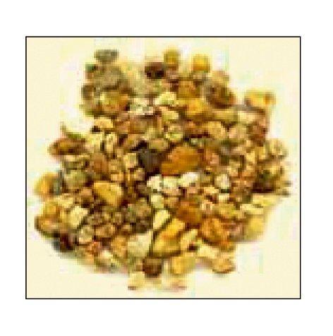 Filtrační písek o velikosti frakcí 1,0 - 4,0 mm, baleno po 25 kg